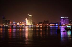 Xiamen at night